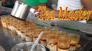 Tea Time | Tea Shop Bogra | Cha | Crazy Fooder | Kolkata Chai | Famous Milk Tea | Ginger tea