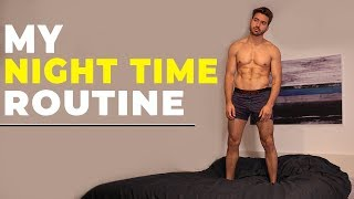 MY NIGHT TIME ROUTINE 2018 | Men's Night Routine | Alex Costa
