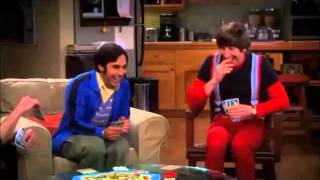 The Big Bang Theory - Belles poutres - VF