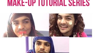 make up tutorial series part 1 2 3