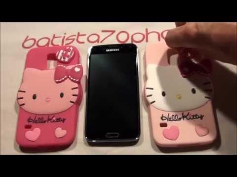 Cover Hello Kitty Samsung Galaxy S5 da batista70phone