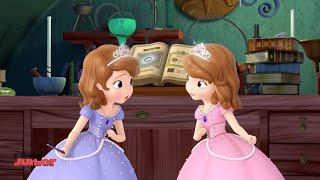 Sofia The First - Two Sofias! - Disney Junior UK HD