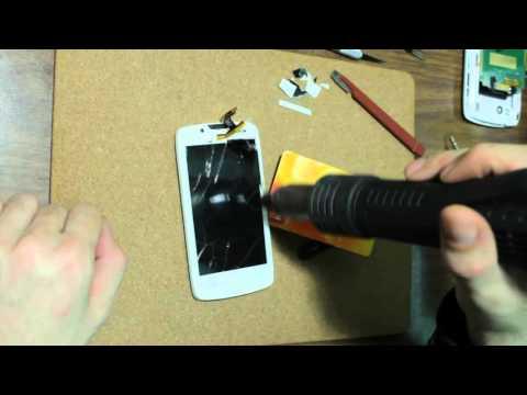 Ремонт смартфона флай своими руками