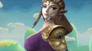Super Smash Bros THE BOOBS MOD! Huge Improvements? Zelda, Peach & Samus!