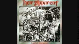 HEIR APPARENT - Tear down the walls - 1986