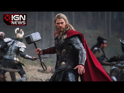 Marvel Studios Announces Thor: Ragnarok - IGN News