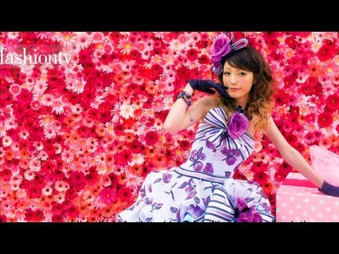 Mohombi + Aili  Girls Award Summer Night - Tokyo Fashion News 78 - Japan 2011 | Fashiontv - Ftv video