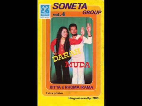 Rhoma Irama Vol 4 ( Lagu Dangdut Rhoma Irama Ft Rita Sugiarto 9 Lagu Original Soneta ) video