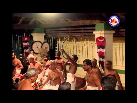Panchavadyam Part 01