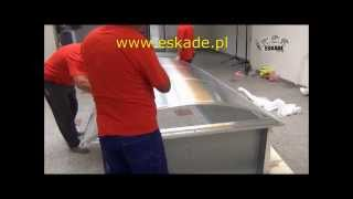 eskade system skylight installation instruction 1