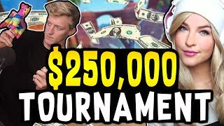 $250,000 Official Fortnite Tournament (Hosted by EpicGames)