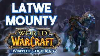 Łatwe Mounty Wrath of the Lich King - Poradnik.