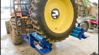 The Wheel Wrangler