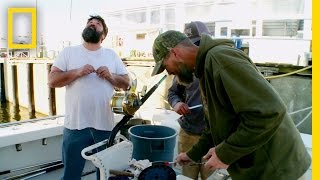 Race to Get on the Water | Wicked Tuna: Outer Banks