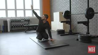 Thoracic Spine Mobility | Self adjust mid back