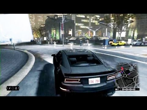 Watch Dogs Walkthrough Demo (E3 2013)