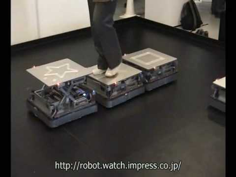 CirculaFloor Robotic VR Movement