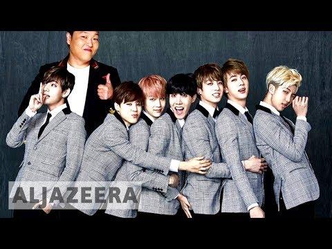 K-pop diplomacy