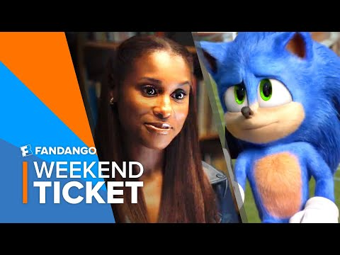 In Theaters Now: Sonic the Hedgehog, The Photograph | Weekend Ticket