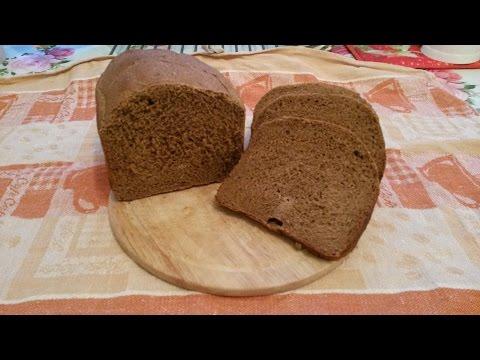 Выпечка хлеба из смеси Пудовъ в хлепобечке Rolsen RBM-1480