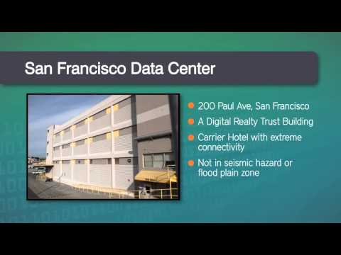 UnitedLayer California Colocation