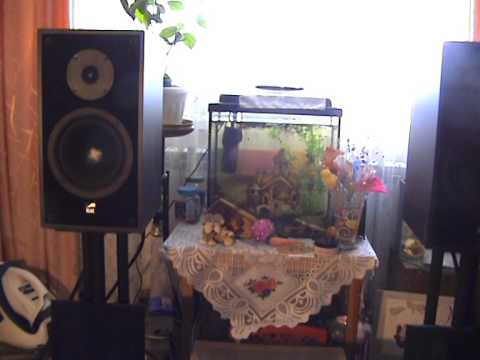 Elac ELT 7 Speaker system/Grundic SV 40/Sugden Masterclass/ Teac VRDS7
