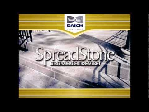 DAICH - SpreadStone™ Coating Easy Roll-On Method