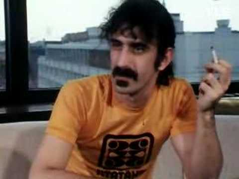 Frank Zappa interview 1974