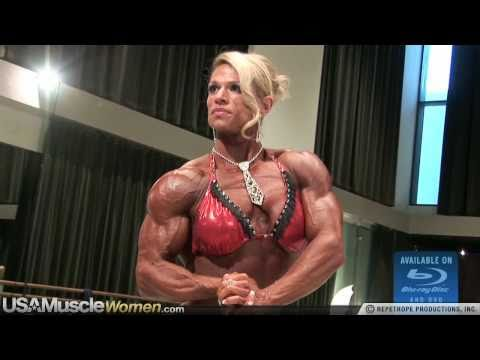 HD Muscle - Women's Bodybuilding On Blu-ray!