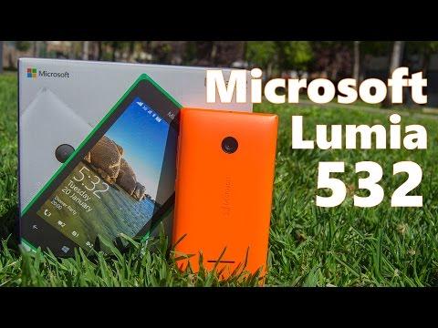 Análisis del Microsoft Lumia 532