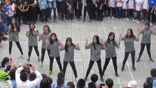 Tiết mục nhảy Chào mừng 20-11