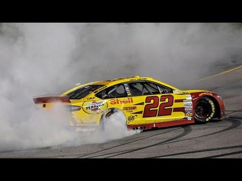 Every Single Joey Logano NASCAR win