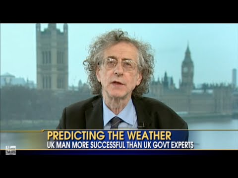 The Man That Predicts Weather Better Than ANYONE! -- Piers Corbyn
