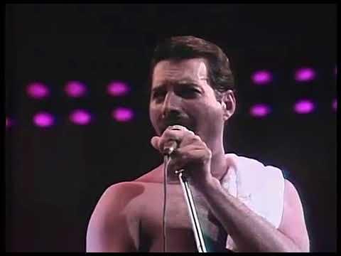Queen - I Want to Break Free (Rock In Rio 1985)