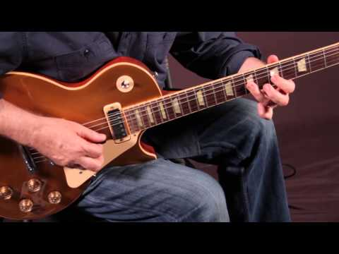 Eric Clapton - Cream - Crossroads - Blues Turnaround Lick By Tim Pierce video