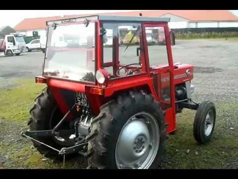 Massey Ferguson 135 Tractor Cab