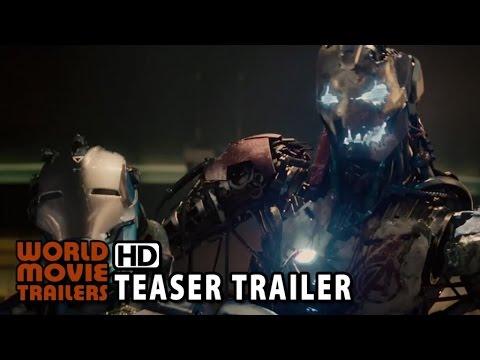Vingadores: Era de Ultron - Avengers Age of Ultron Teaser Trailer Versão Estendida (2015) HD