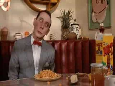 Pee-Wee's Morning Video