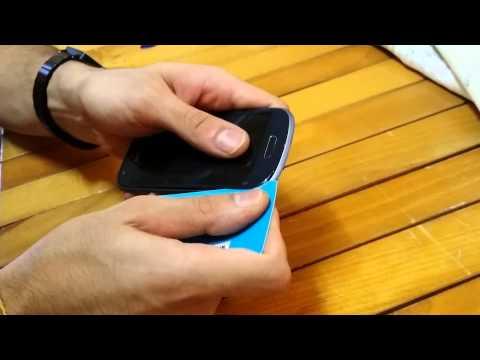 Rimozione Vetro Samsung Galaxy S3 Mini GT-I8190