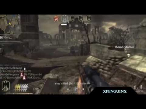 Call of Duty: World at War Montage - Redefine - xPenguinx
