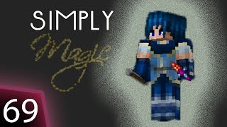 Simply Magic Modpack - Ep 69 - Infinite glowstone with Botania.