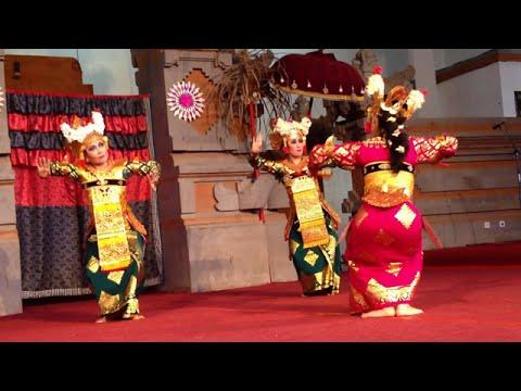 Tari Legong Kraton Lasem video