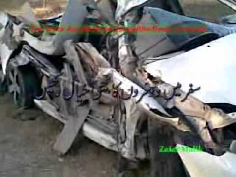 Traffic Accident in Chakwal