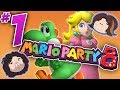 Mario Party 8: Jungle Jams - PART 1 - Game Grumps VS