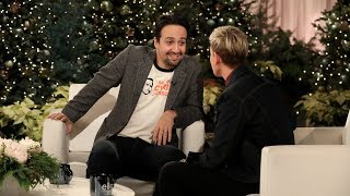 Lin-Manuel Miranda Filmed the 'Hardest 10 Second Scene of His Life' in 'Mary Poppins Returns'