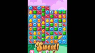 candy crush jelly saga bölüm 36