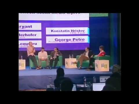 How to Web 2011: Panel - The API effect: social media layers