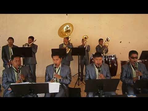 BANDA REAL DE ICHAN MICH La carcajada MUSICA PUREPECHA