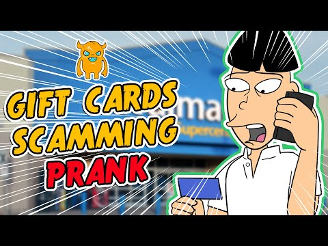 Gift Card Scammer Prank - Ownage Pranks