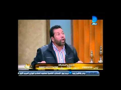برنامج العاشرة مساء رجب حميدة نجيب ساويرس يمثل خطورة على مصر بأفكارة الهدامة